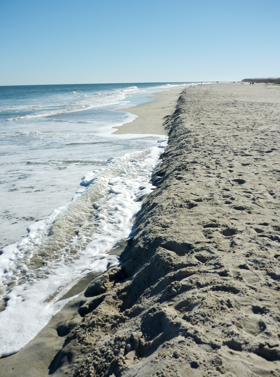 How Do Barrier Islands Change Over Time